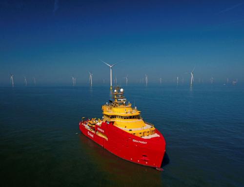 *Service operation vessel «Edda Passat» Astilleros Gondan S.A.